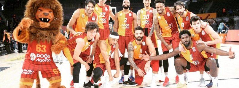 Galatasaray Süper Lig maçında