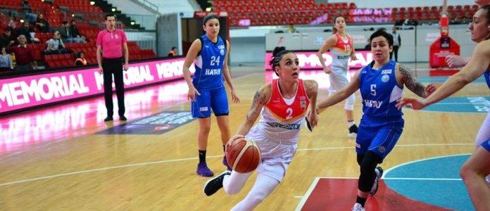 Bellona Kayseri Basketbol ve Hatay Büyükşehir Belediyespor